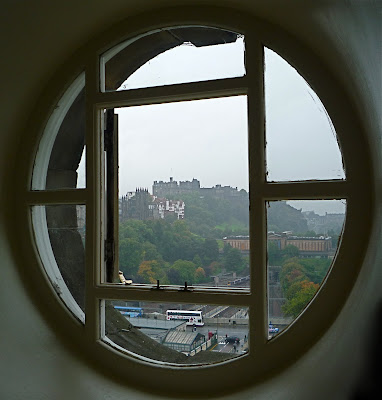 Justine Picardie: Through the round window...