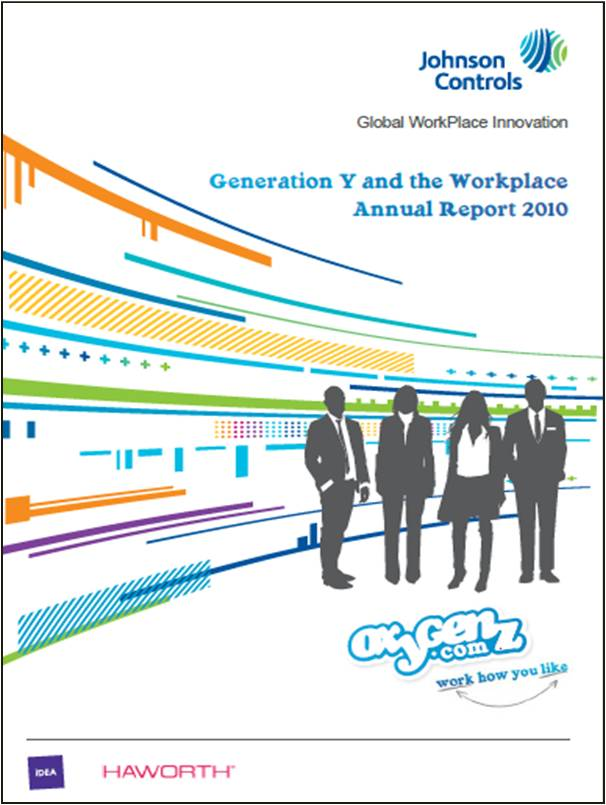 The Green Workplace Gen Y Wants to See a Green Workplace - gen y in the workplace