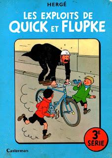 Les exploits de Quick et Flupke d'Hergé