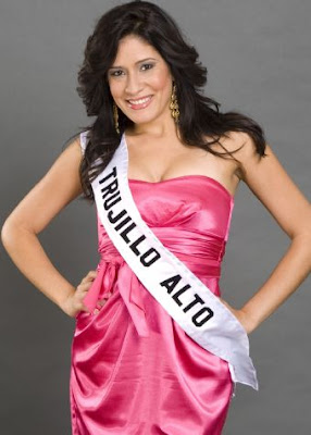 Miss Puerto Rico Universe 2010 Candidates, Miss Trujillo Alto