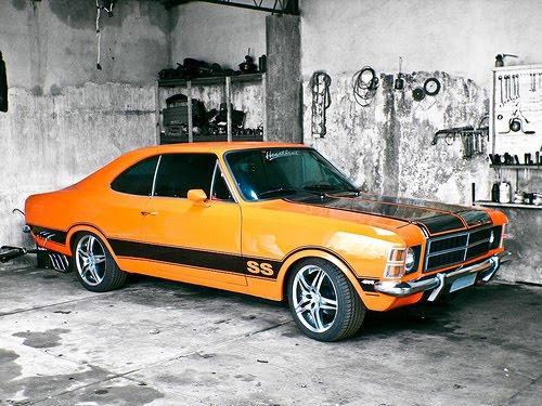 f02aab081 Uma versão esportiva do Opala já era objeto de especulação no início de  1970. Dizia-se que teria um tempero mais picante