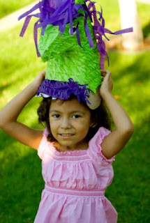 montessori classroom cultural may 5 cinco de mayo kodomono-hi girl with pinata