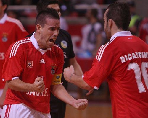 Futsal  Benfica na Final Four da Uefa Futsal Cup 4fd89adcd0446