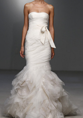 Wedding Dress Vera Wang