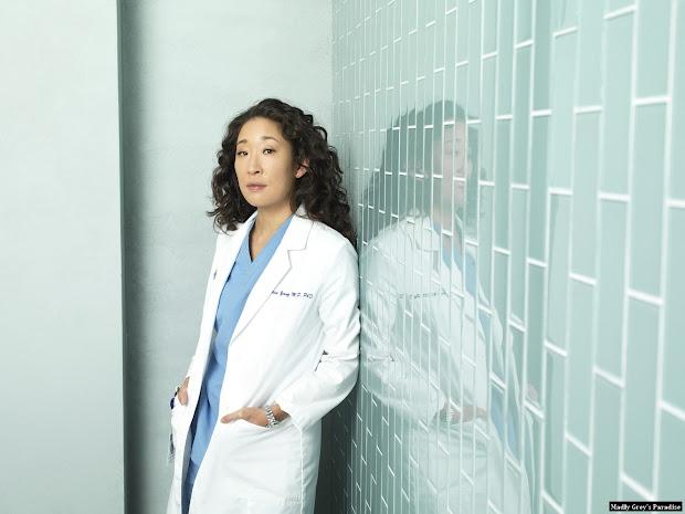 Grey' Anatomy Cast Promotional Sandra