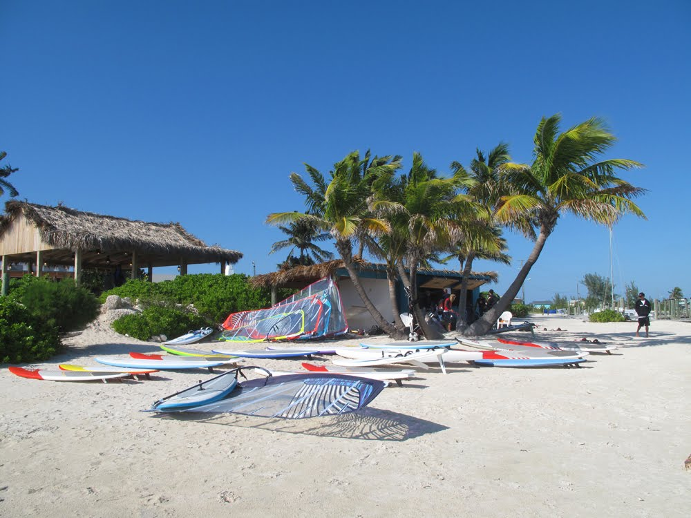 Kiteboarding Bash At The Bimini Beach Club