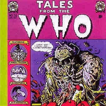 Soundaboard: The Who - Tales From The Who (1973)