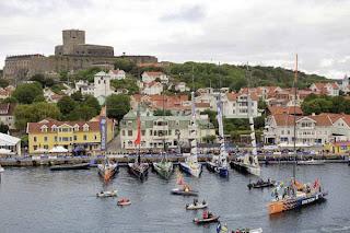 Marstrand och Volvo Ocean Race