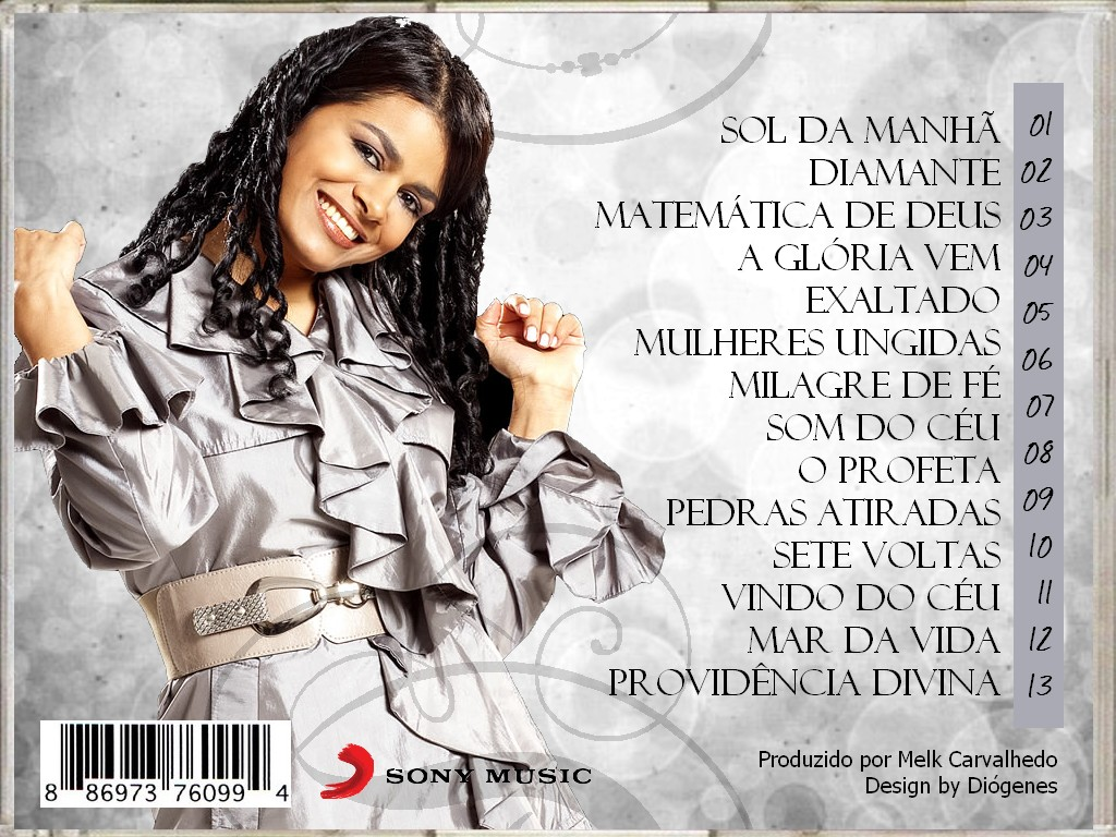 cd da damares diamante