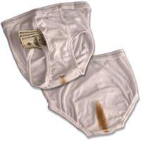Filthy underwear