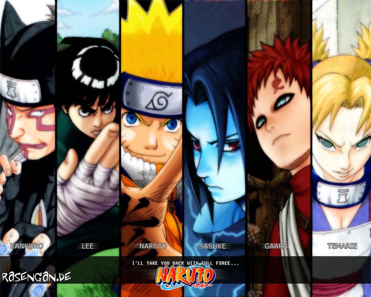 Kata Kata Mutiara Dalam Naruto