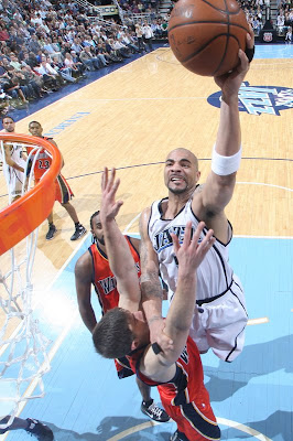 You Got Dunked On: Carlos Boozer Dunks On Rob Kurz