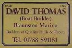Dave Thomas Boatbuilder