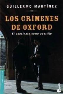 Los crímenes de Oxford, de Guillermo Martínez