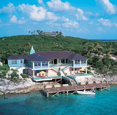Challenge For The Title Of Ultimate Private Island Retreat