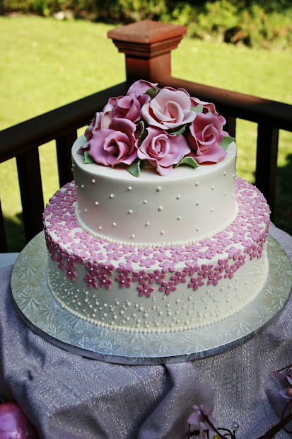 20 Two Layer Wedding Cakes Pictures And Ideas On Meta Networks