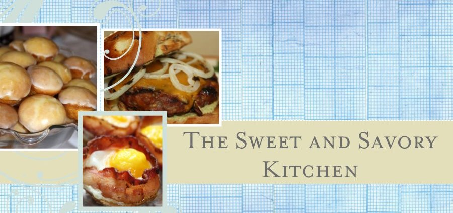The Sweet and Savory Kitchen