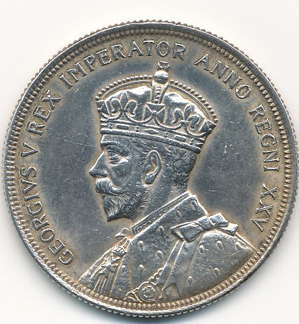1935 Canadian Silver Dollar Varieties The Collector Coins
