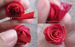 Craft ideas for all paper quilled rose and daisy wall art tutorial follow the step by step snap shots in the illustration below to understand how to create the duplex paper quilled rose you will have to cut the strips mightylinksfo