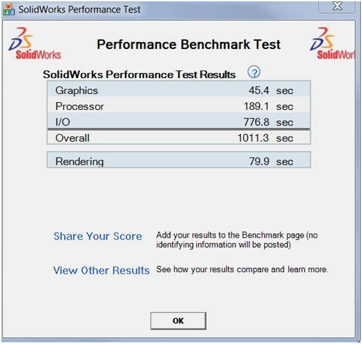 How to Perform a SOLIDWORKS Performance Benchmark Test
