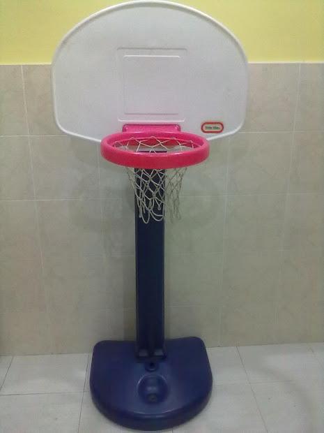 Mybundletoys Little Tikes Basketball Hoop