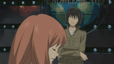 Hanners' Anime 'Blog: Eden of the East - Episode 3