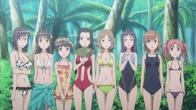 Toaru Kagaku no Railgun BD Subtitle Indonesia Episode 1 – 24 + OVA