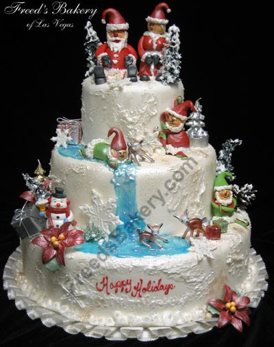 The Paupers Kitchen The Christmas Cake