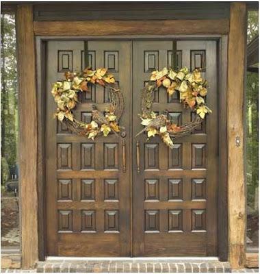 Front Door Decorations | Door Design Pictures