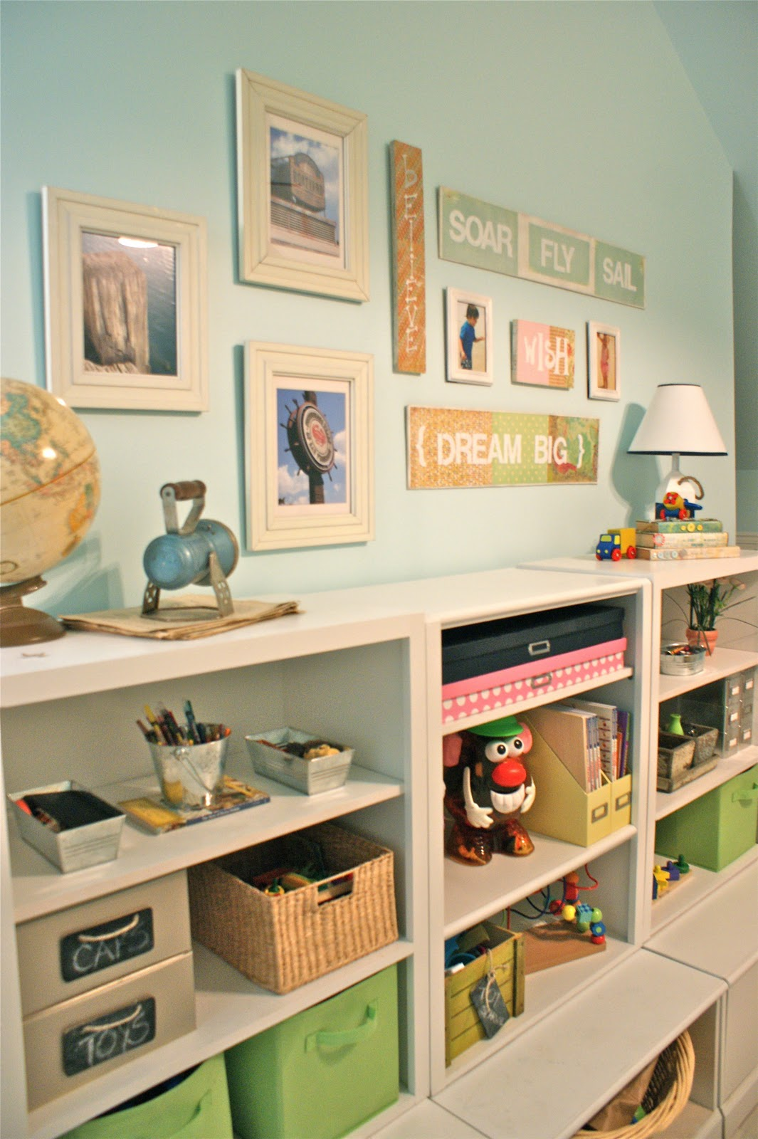 Pottery Barn Art For The Playroom Perfectly Imperfect Blog