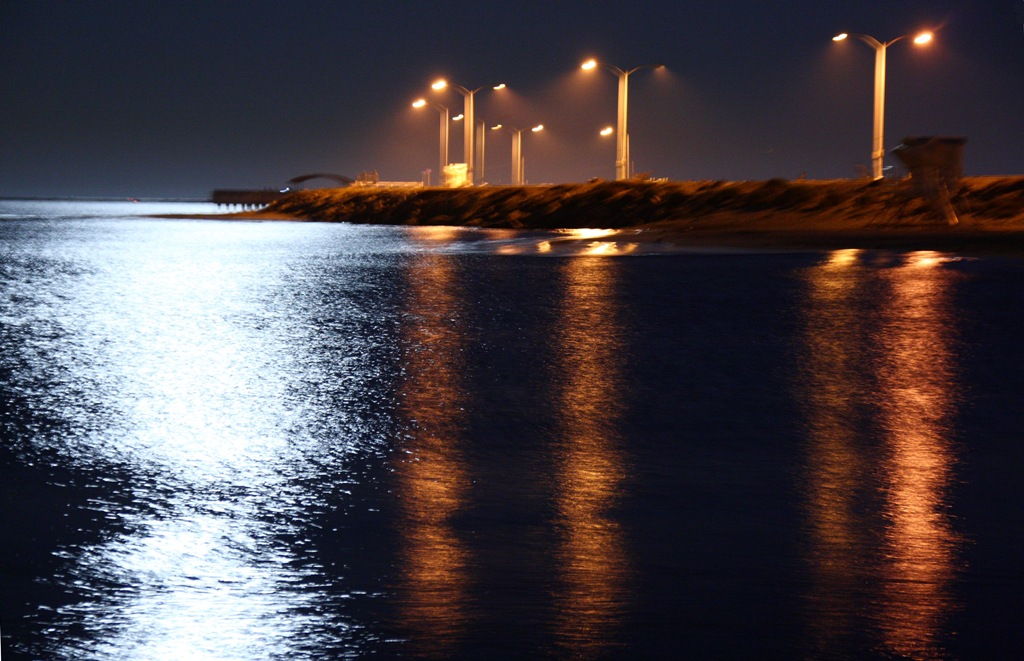 ford family photos weekend reflections cabillo beach lights up at