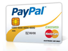 Lottomaticard PayPal