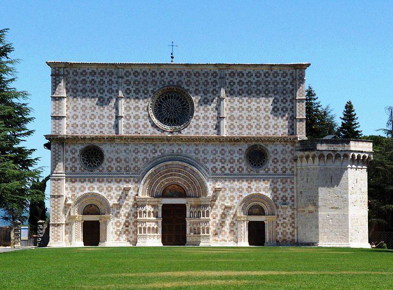 L'Aquila Santa Maria Collemaggio