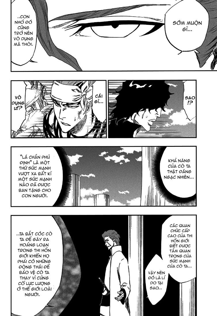 Bleach chapter 314 trang 10