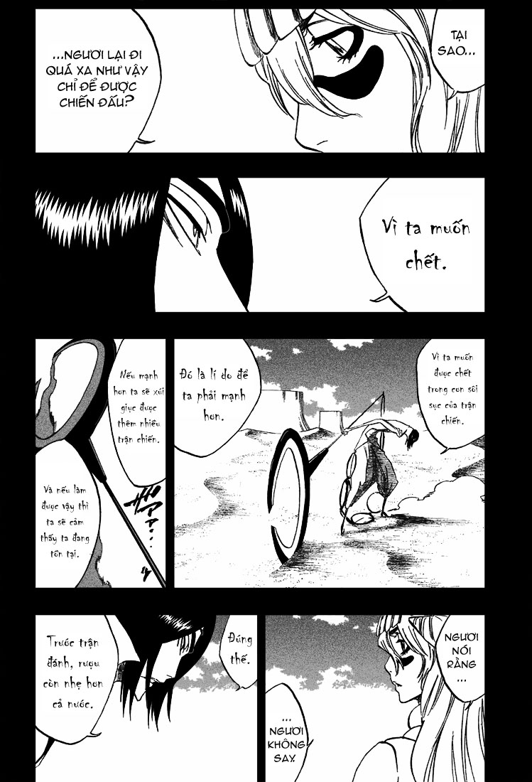 Bleach chapter 313 trang 6