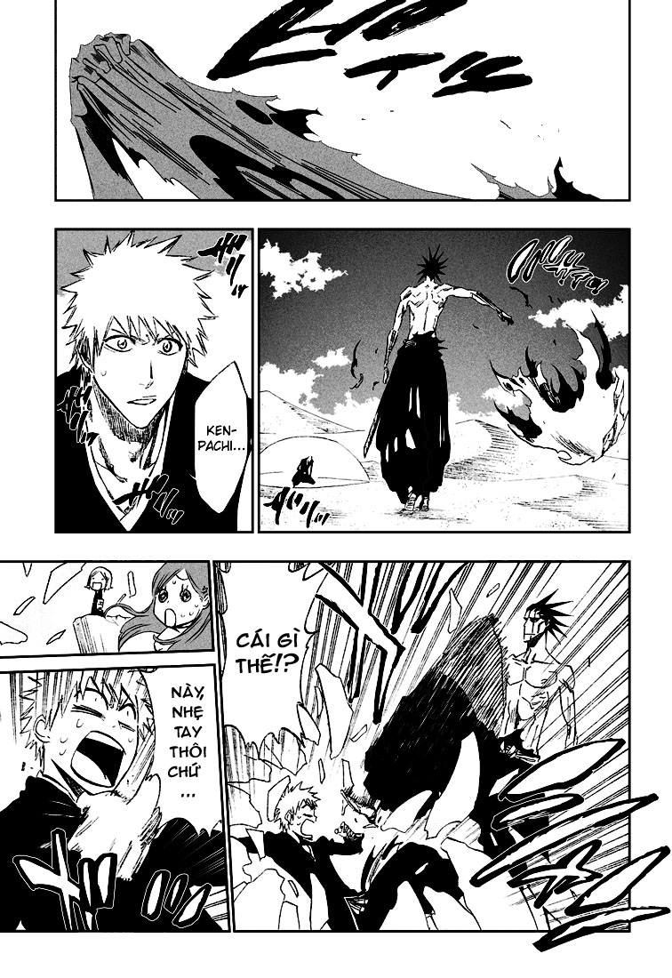 Bleach chapter 313 trang 13