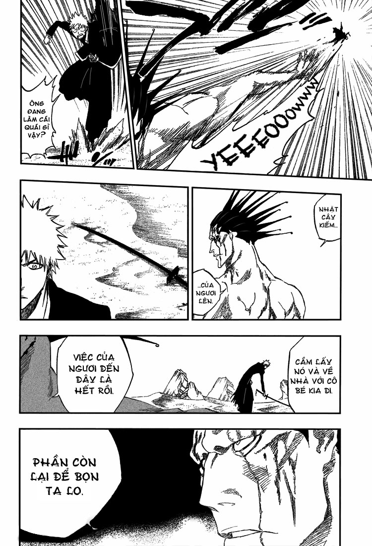 Bleach chapter 313 trang 14
