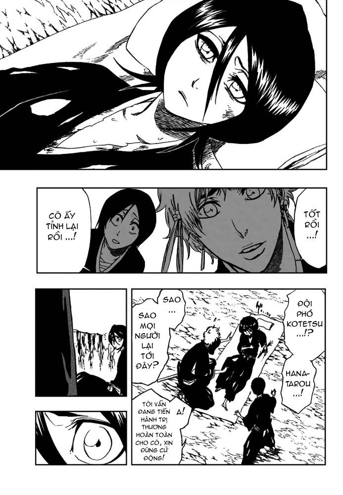 Bleach chapter 304 trang 4