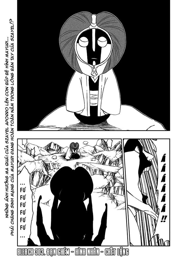 Bleach chapter 303 trang 3