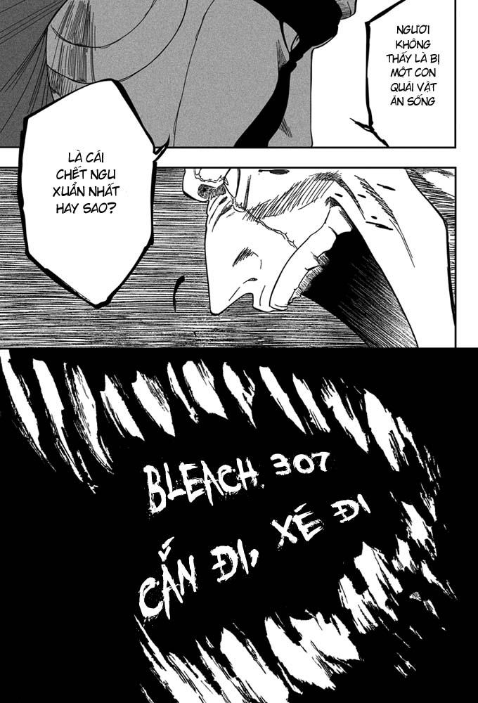 Bleach chapter 307 trang 10