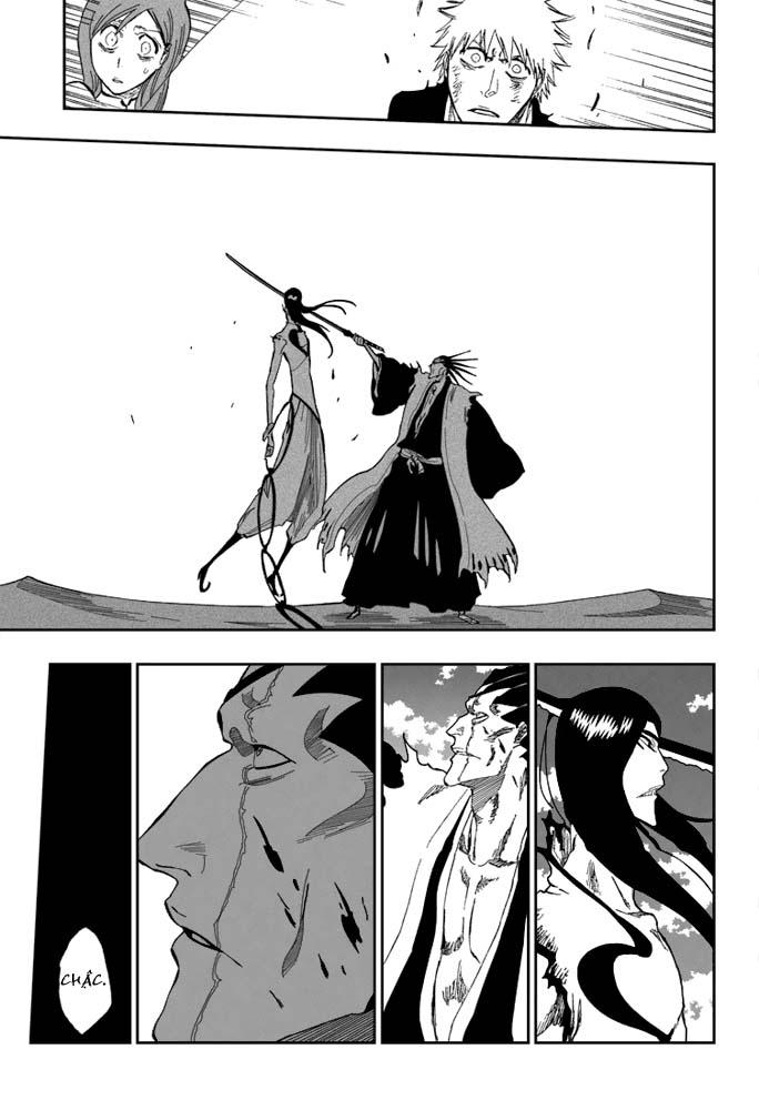 Bleach chapter 307 trang 20