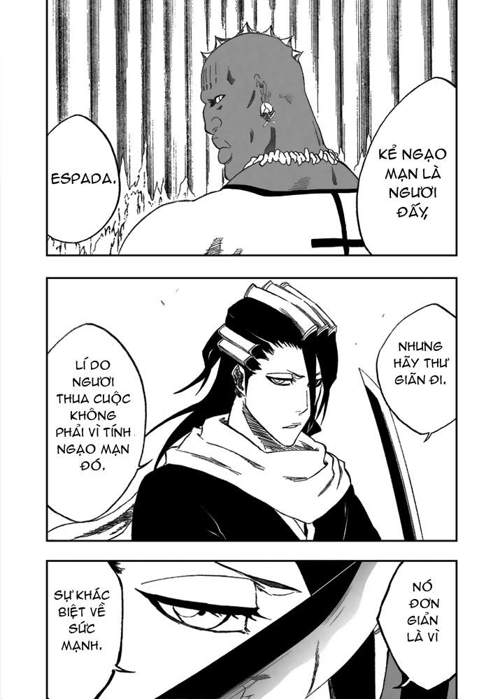 Bleach chapter 299 trang 21