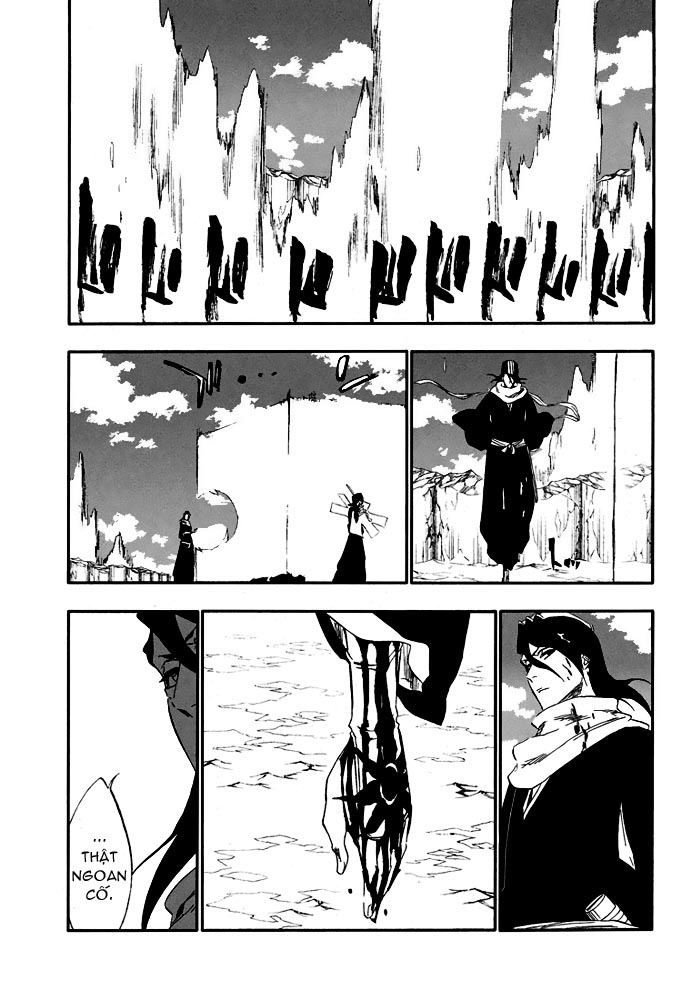 Bleach chapter 302 trang 6