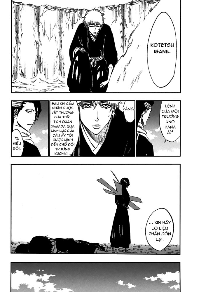 Bleach chapter 302 trang 20