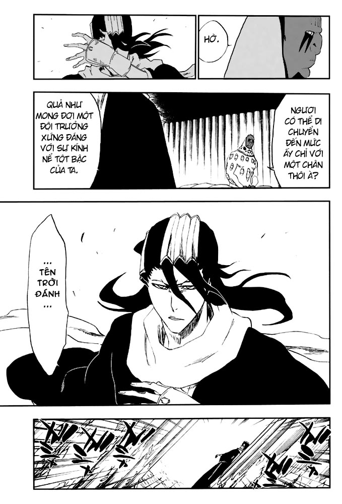 Bleach chapter 300 trang 19