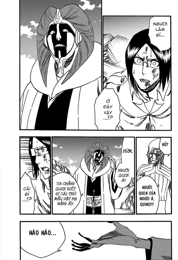 Bleach chapter 299 trang 6