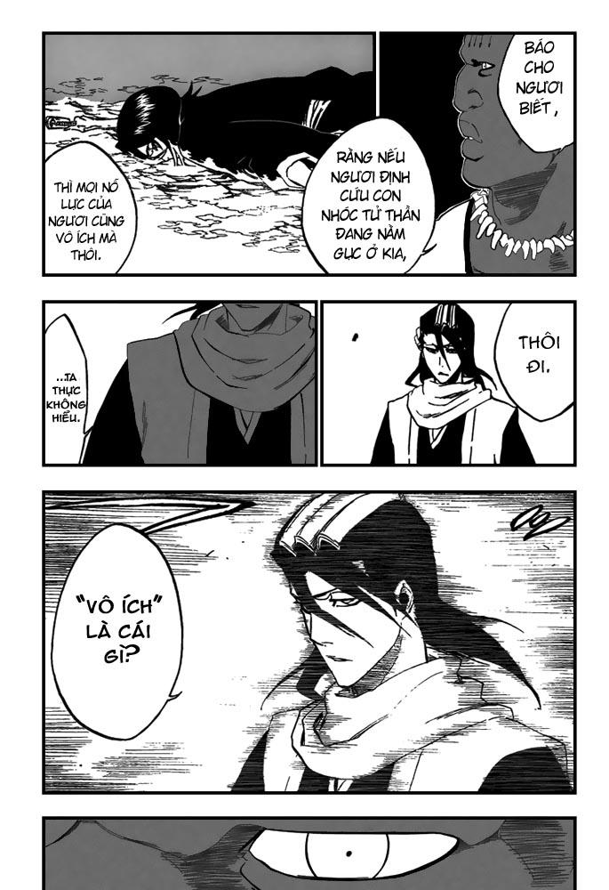 Bleach chapter 299 trang 11