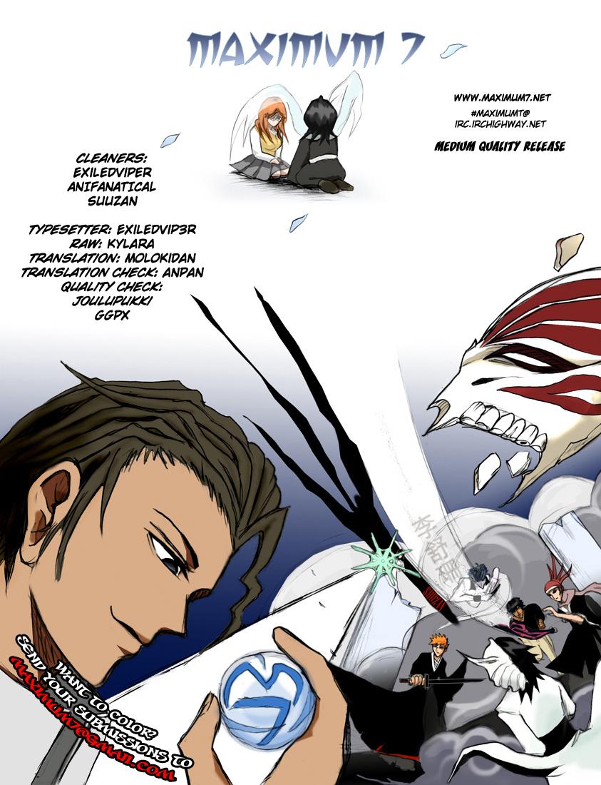 Bleach chapter 290 trang 2