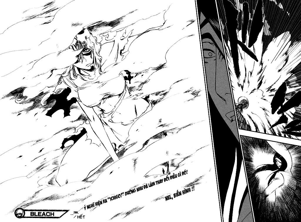 Bleach chapter 290 trang 20