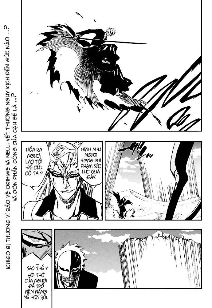 Bleach chapter 283 trang 3